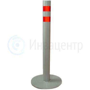 Металлический парковочный столбик