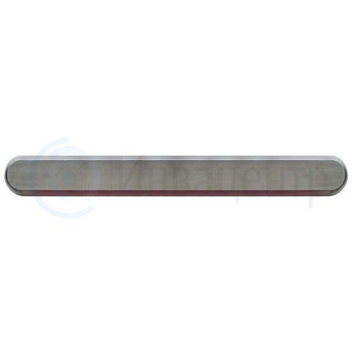 Тактильный индикатор-полоса алюминиевый, гладкий ПТ 35х290 (AL) I-0. 290х35х5мм. 10512-2