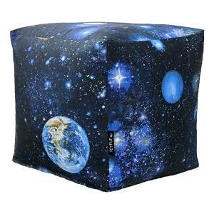 Пуф квадратный «Космос»