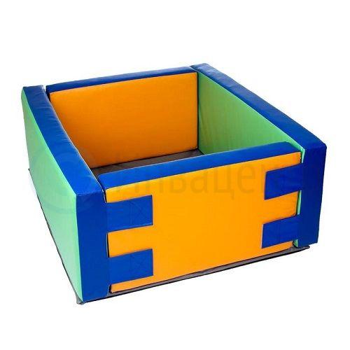 Сухой бассейн прямоугольный SL 100*90*40 см