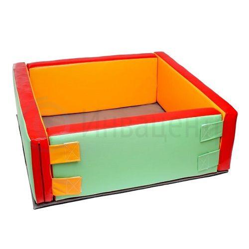 Сухой бассейн прямоугольный SL 120*100*40 см
