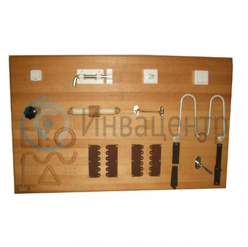 Настенная панель для эрготерапии 402.1
