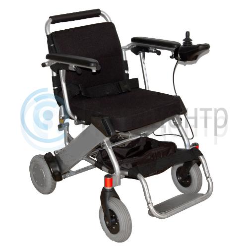 Кресло-коляска инвалидная складная с электроприводом LK 36 B