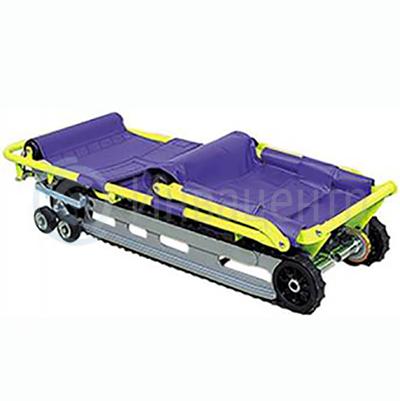 Мобильный гусеничный лестничный эвакуатор Evac-Skate