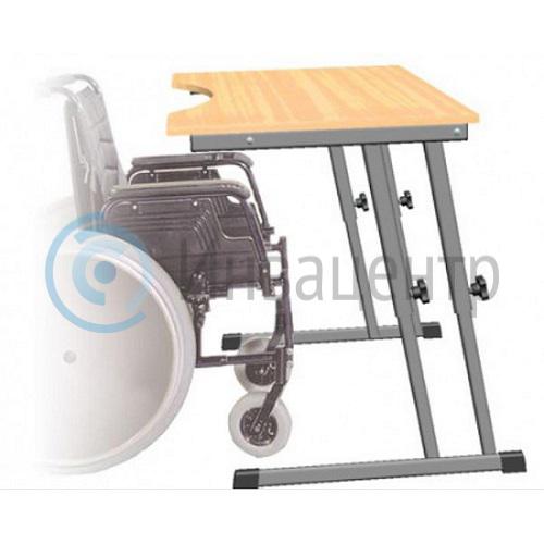 Стол для инвалидов-колясочников Invastol СИ-1