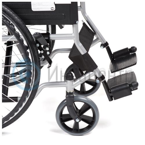 Кресло-коляска для инвалидов с литыми шинами 2500