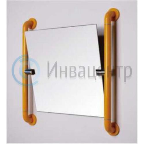 Зеркало с поручнями 8890. 70х50 см