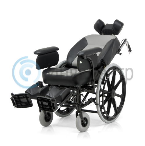 Кресло-коляска с анатомической спинкой Armed FS204BJQ