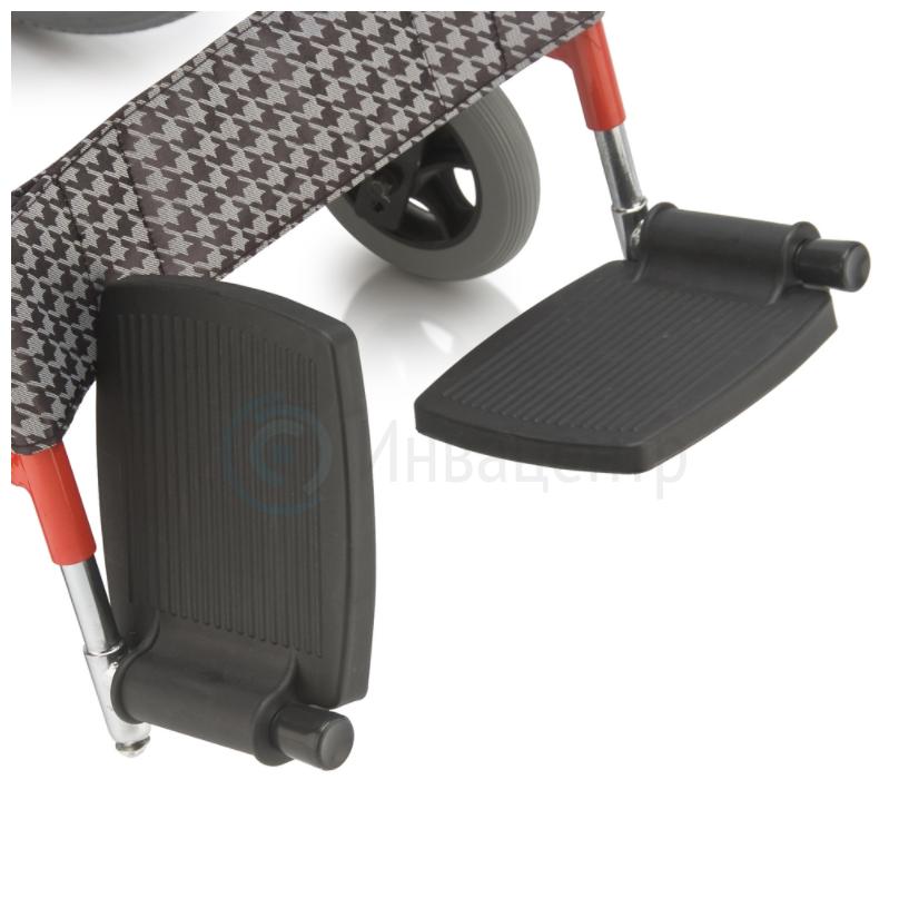 Кресло-коляска с алюминиевой рамой Armed FS872LH