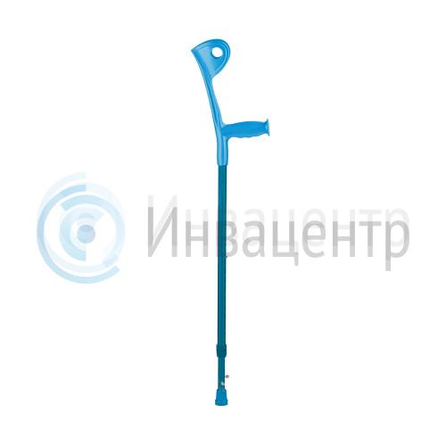 Костыль с опорой под локоть Armed FS937L (с УПС, цвет синий)