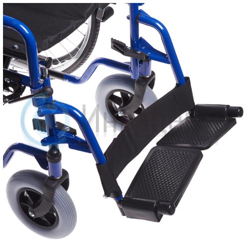 Кресло-коляска для инвалидов H003 (17. 18 дюймов)