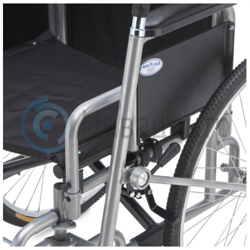 Кресло-коляска для инвалидов H004 для левшей