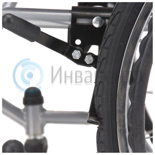 Кресло-коляска стальное H007 18 дюймов