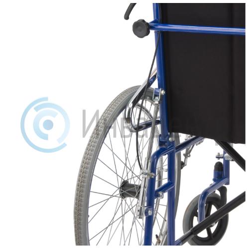Кресло-коляска со складной спинкой  H008