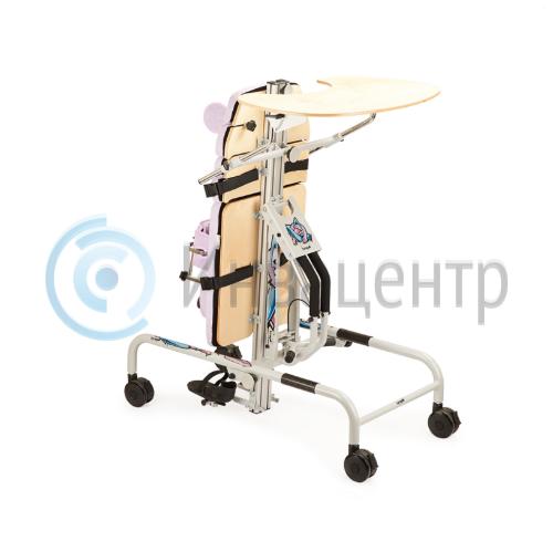 Детская коляска для детей с ДЦП и вертикализатором Shifu