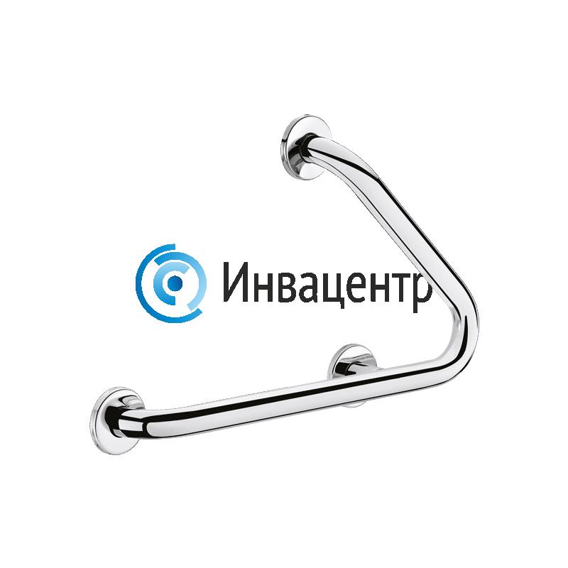 Опорный поручень 309п правый для ванной/душевой 320x480x80 мм