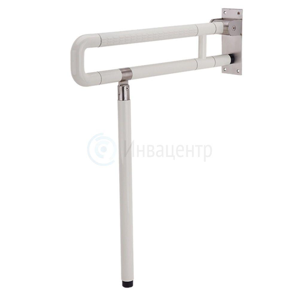 Складной поручень для санитарно-гигиенических комнат 8848. 80х70 см