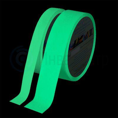 Фотолюминисцентная лента SlipStop 25мм/18м
