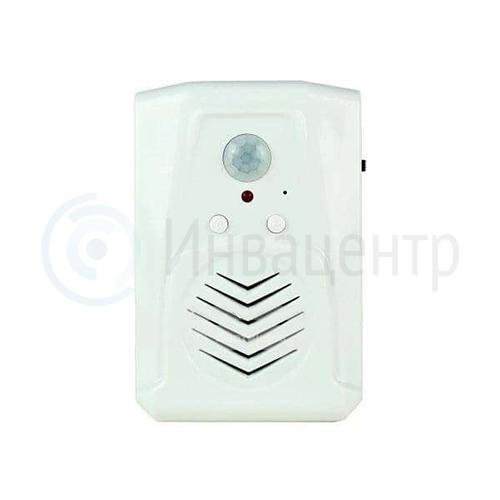 Звуковой маяк «VERTICAL- 3/0,5/IR» 60 x 90 x 26мм