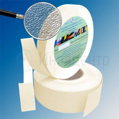 Противоскользящая лента абразивная AntiSlip 60 grit 50мм/18м прозрачная