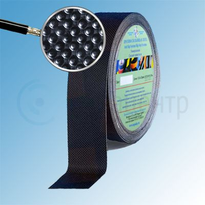 Структурированная лента AntiSlip 100мм/18м черная