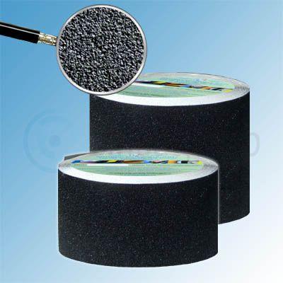Противоскользящая лента абразивная SlipStop 80 grit 150мм/18м черная