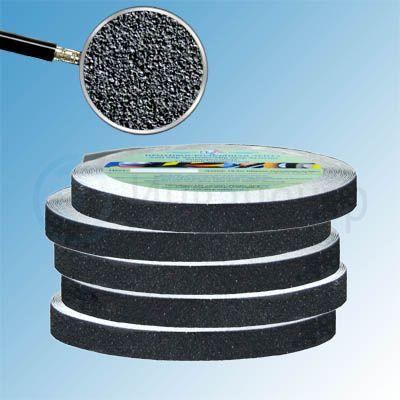 Противоскользящая лента абразивная SlipStop 80 grit 19мм/18м черная