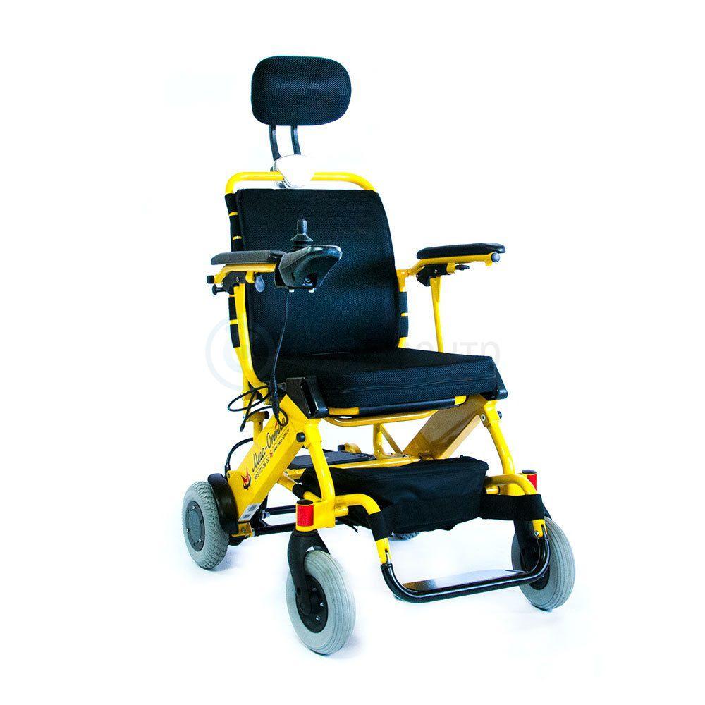 Кресло-коляска FS127 (LK36B) с электроприводом