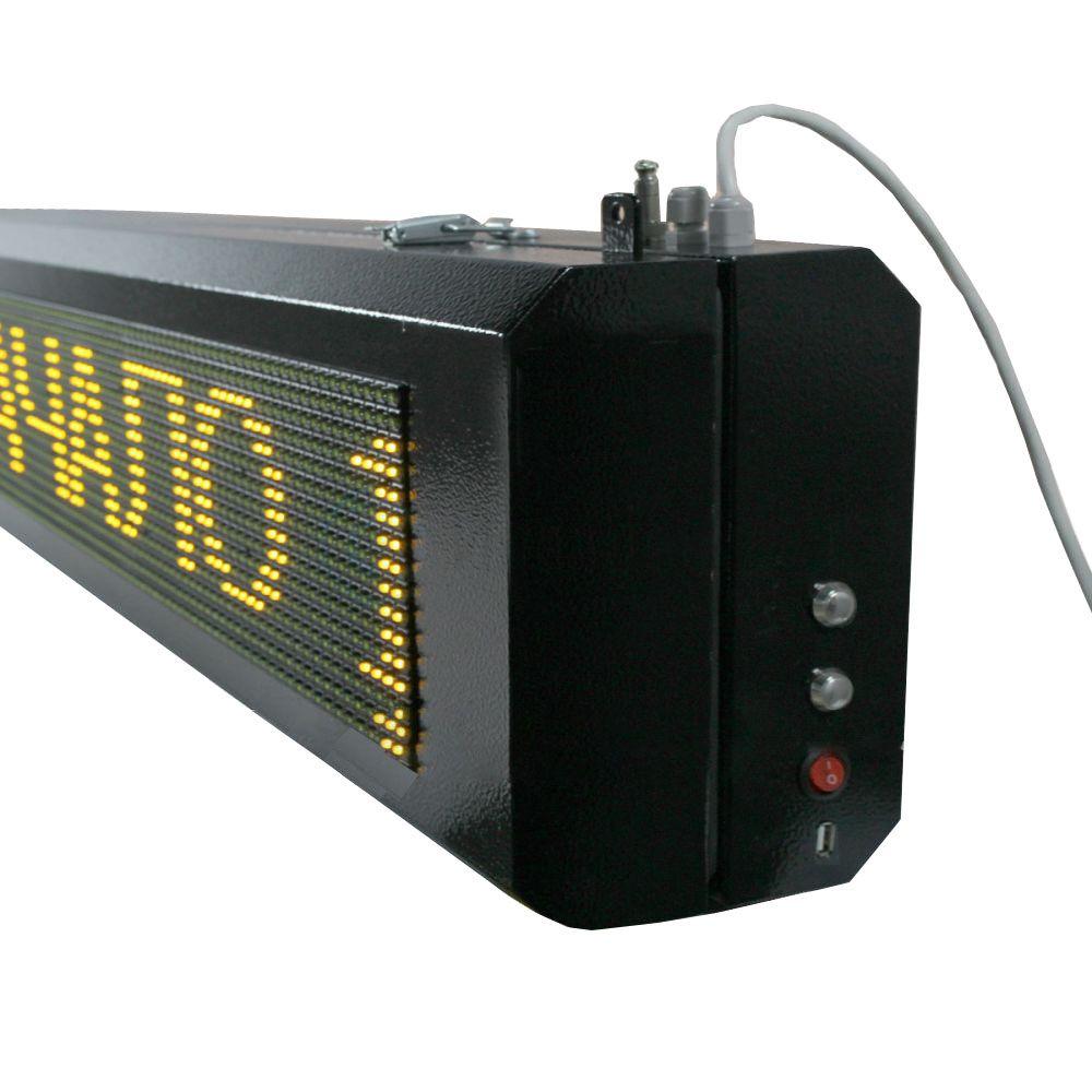 «СурдоЦентр» МВЗУ 2-16х96 двухстороннее визуально-акустическое табло системы оповещения