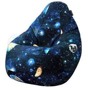 Пуф груша «Космос»
