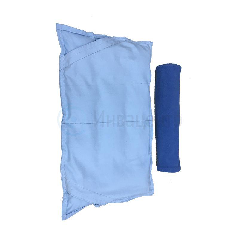 Утяжеленная подушка 40*60 см
