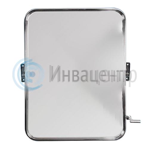 Травмобезопасное поворотное зеркало для МГН ИнваПро 800*600 мм