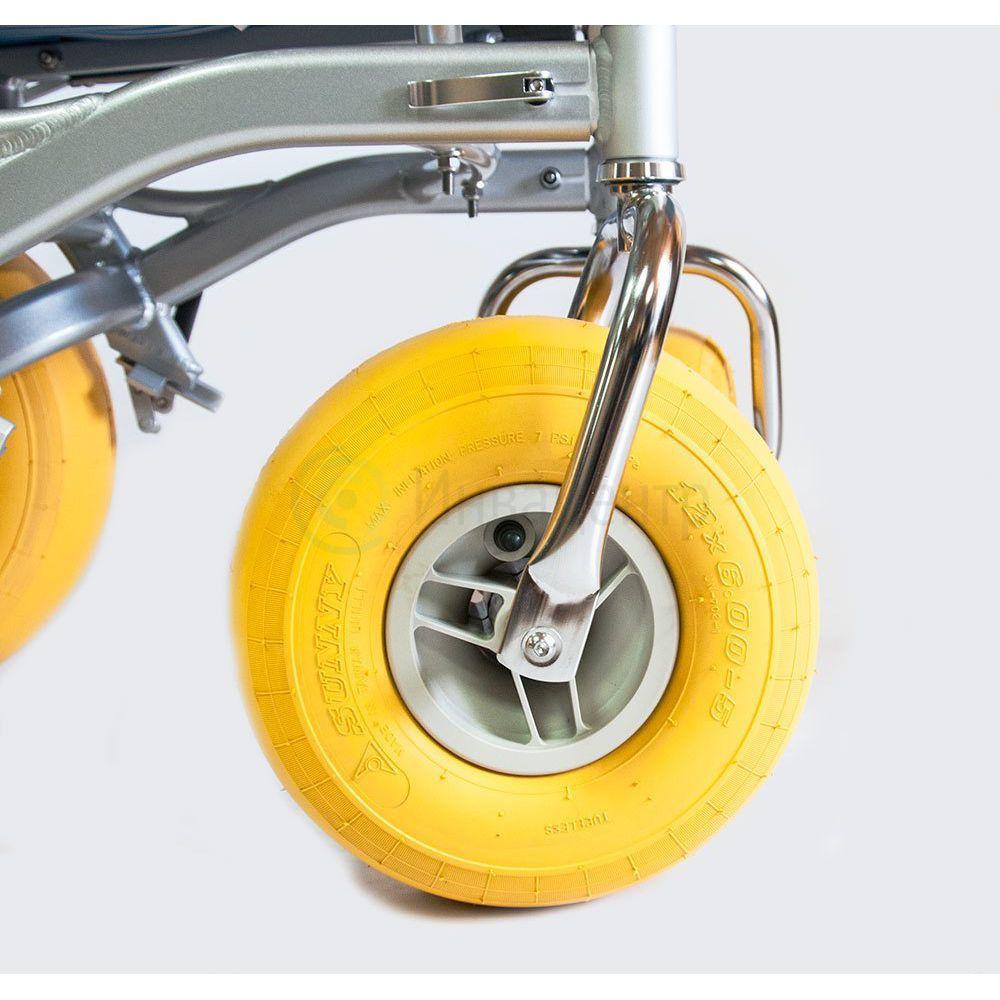 Кресло-коляска BW-200 Quattro пляжная