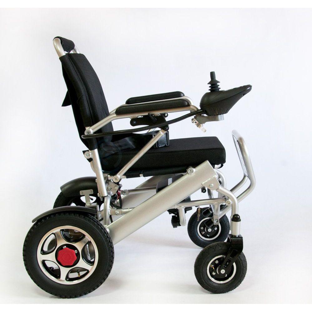 Кресло-коляска FS128 (LK36B2) с электроприводом прогулочная