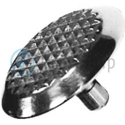 Тактильный индикатор конус 35 сталь 304
