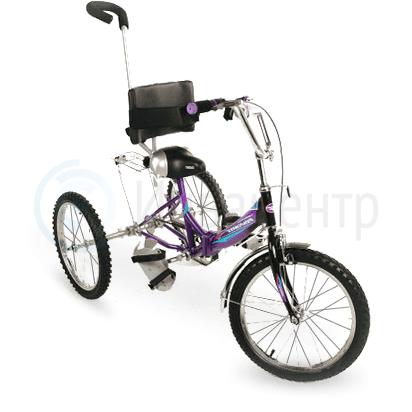 Тренажер-велосипед ВелоЛидер 18 дюймов