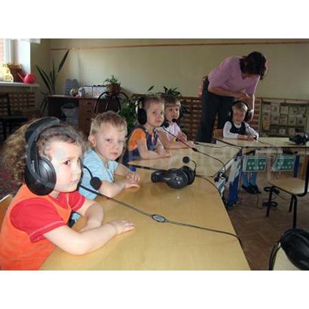 Устройство по развитию речи у слабослышащих и глухих Глобус