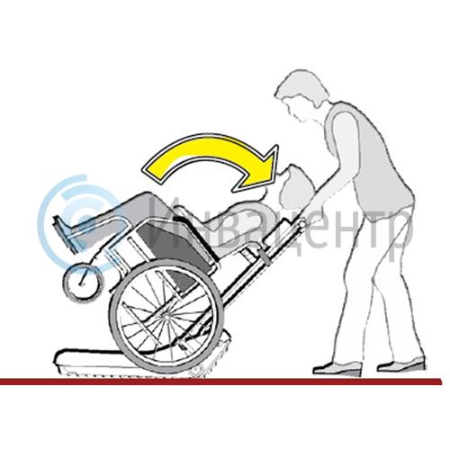 Гусеничный подъемник для инвалидов LG 2004