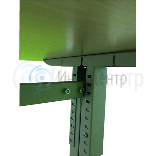 Стол регулируемый по высоте для работы сидя Regus