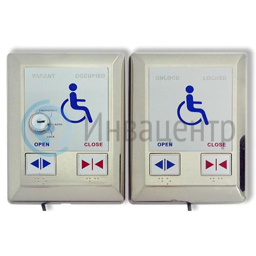 Панель открывания санузла  для инвалидов M-209