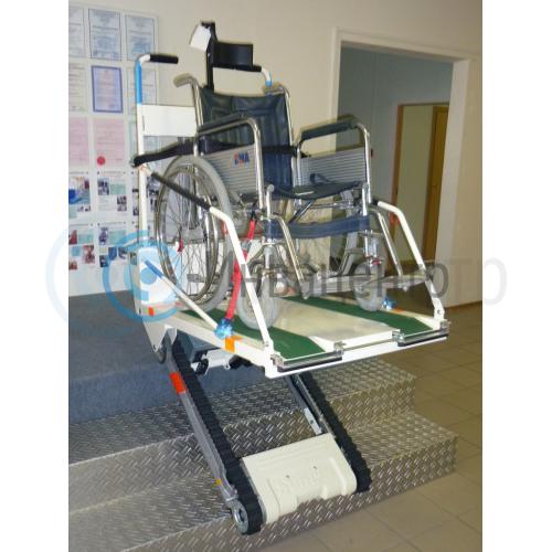 Гусеничный подъемник для инвалидов Public