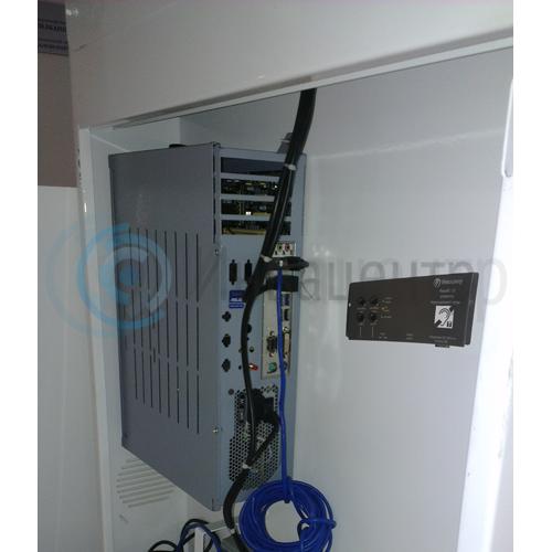 Информационный киоск-медиагид Invacenter Standart42 дюйма с индукционной петлей и ПО для инвалидов