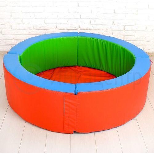 Сухой круглый бассейн SL 140 см