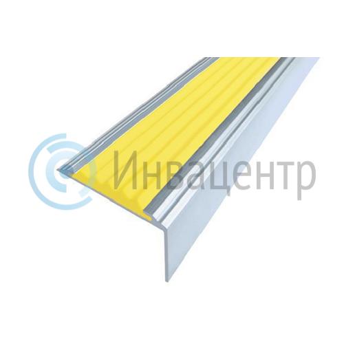 Алюминиевый угол-порог Стандарт 38 мм 2,7 м