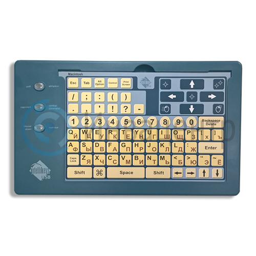 Клавиатура большая программируемая IntelliKeys USB