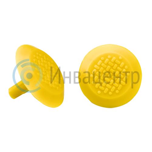Тактильный индикатор конус ПВХ 35x5 мм