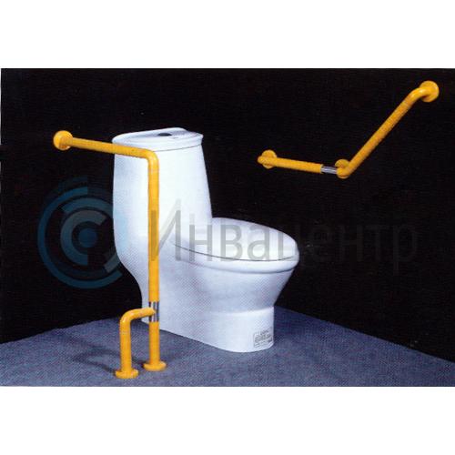 Наклонный поручень для санитарно-гигиенических комнат 8852