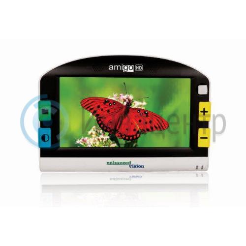 Портативный ручной видеоувеличитель Amigo 7 HD