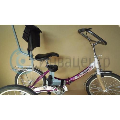 Специализированное сидение для велосипедов ВелоЛидер