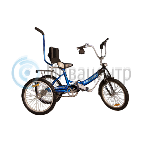 Тренажер-велосипед ВелоЛидер  20 дюймов